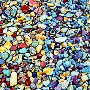 Skittles stones